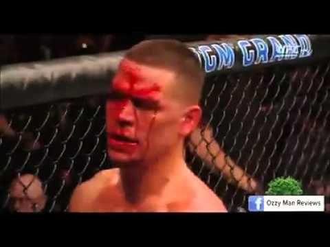 Ozzy Man Reviews: McGregor vs Diaz Fight