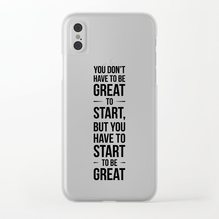 iphone xs quote phone case