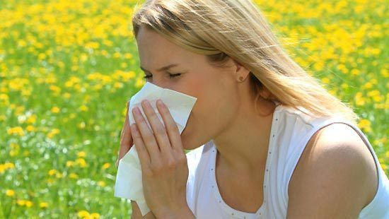 Unexpected ways to beat spring allergies