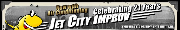 Jet City Improv - Seattle's Best Comedy Show!