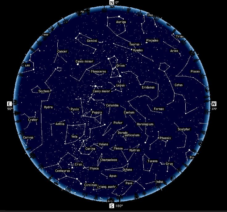What's the best way to learn about constellations and ...
