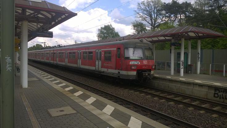 S Bahn Neu Isenburg