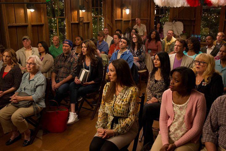 4. Por su espíritu participativo - Diez razones por las que querríamos vivir en Stars Hollow, el pueblo idílico de Las Chicas Gilmore