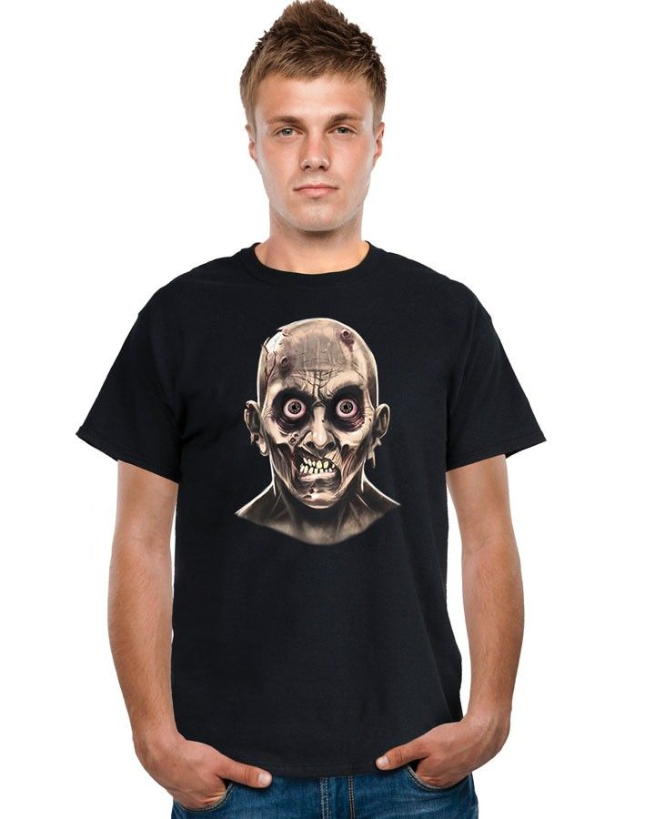 digital halloween t shirts