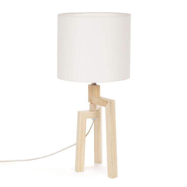Lampe pliable Blanc - Moli - Les lampes à poser - Lampes - Luminaires - Décoration d'intérieur - Alinéa