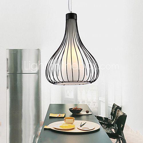 Pendant Lights Lantern Living Room/Bedroom/Dining Room Metal - USD $ ...