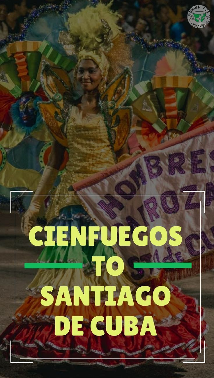 Planning a trip to Cuba? Check out our video as we explore the town of Cienfuegos, located just 3 hours away from Havana and make our way to Santiago de Cuba for the carnaval.
