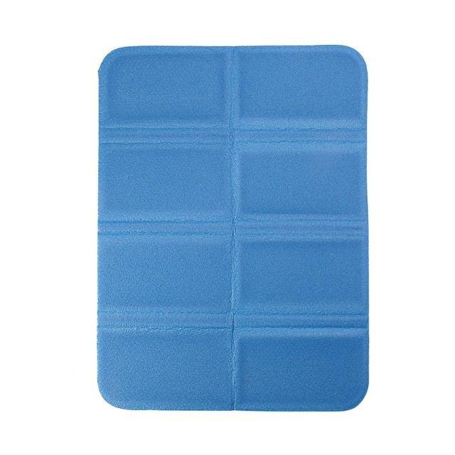 Folding Pad Foam Hiking Seat Outdoor Cushion Picnic Waterproof XPE Camping Mat