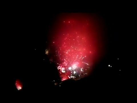 CNN News Clip - - - Fireworks fail: San Diego show goes bust - YouTube
