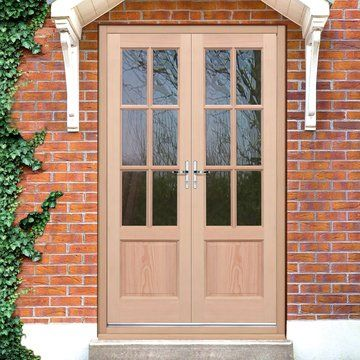 Rear Doors - External Doors & Best 25+ External french doors ideas on Pinterest | Bifold ... pezcame.com