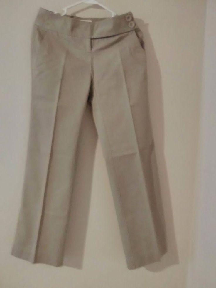 Victoria Secret Women Pants London Jean Chino Marisa Fit Great Condition  #LondonJeans #Corduroys