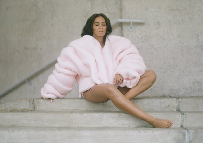 How To Rock a Giant Pink Coat Like Rihanna & Solange — #Trending