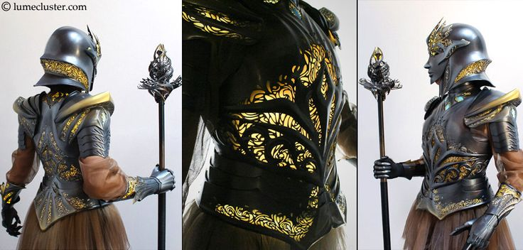 Sovereign Armor in 3D Print: Melissa Ng