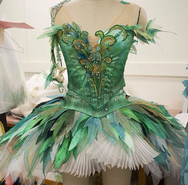 Tutu for the Australian Ballet production of Sleeping Beauty