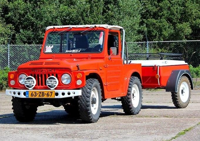 Harold's very cool LJ80