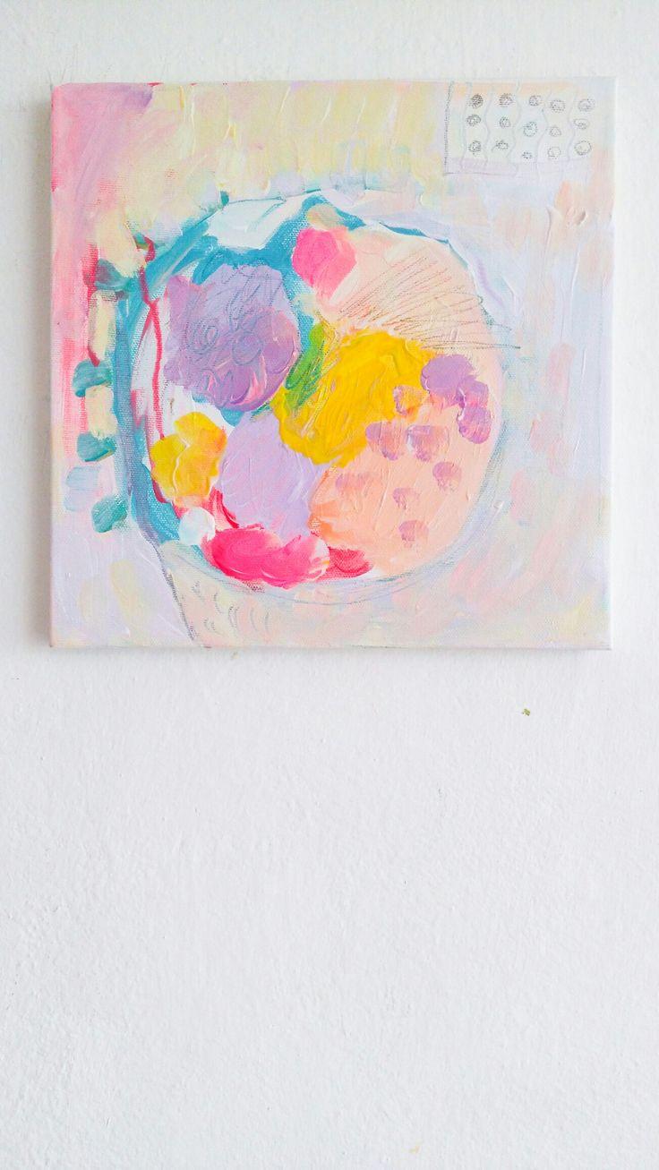 #kobus#malgorzata#abstract painting#mandala