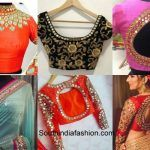 Wedding Blouse Designs Collection 2016