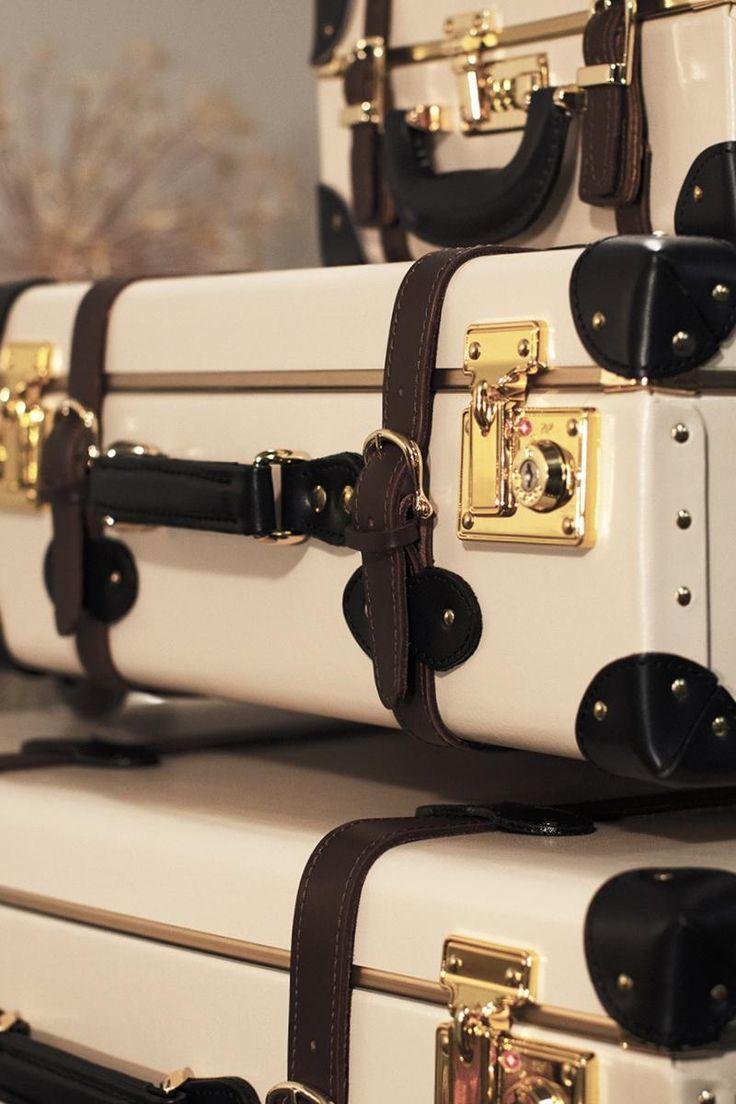 Vintage inspired luggage | SteamLine Luggage