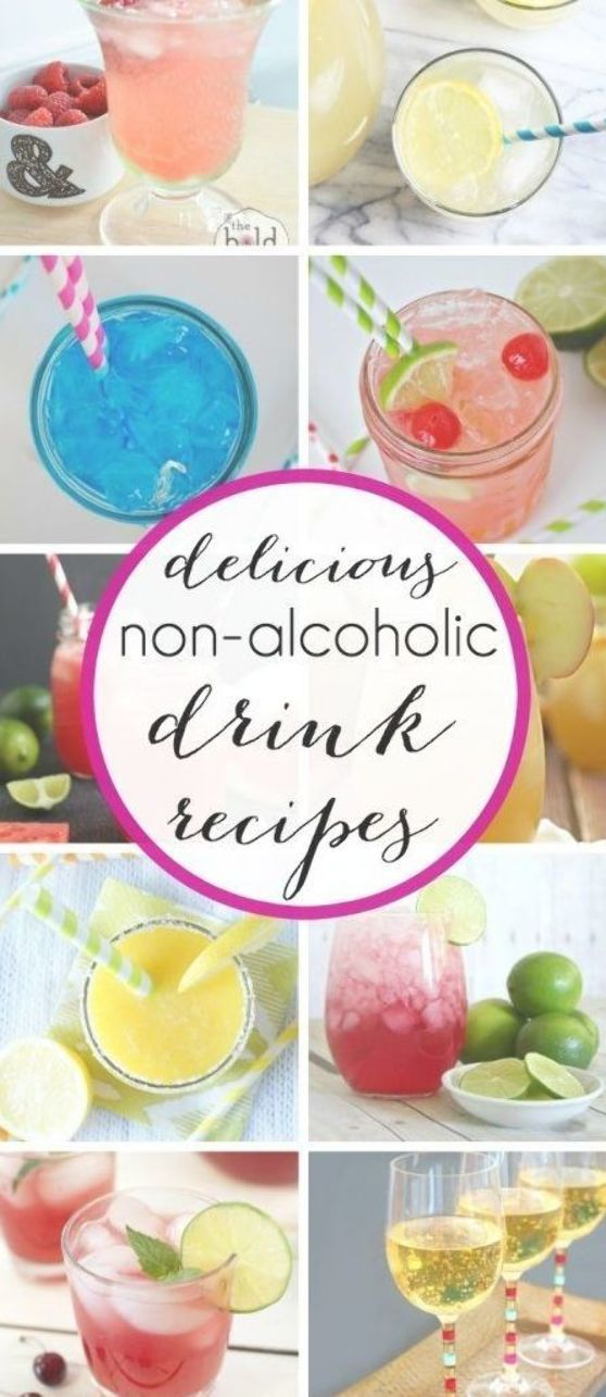 Delicious Non-Alcoholic Drink Recipes –