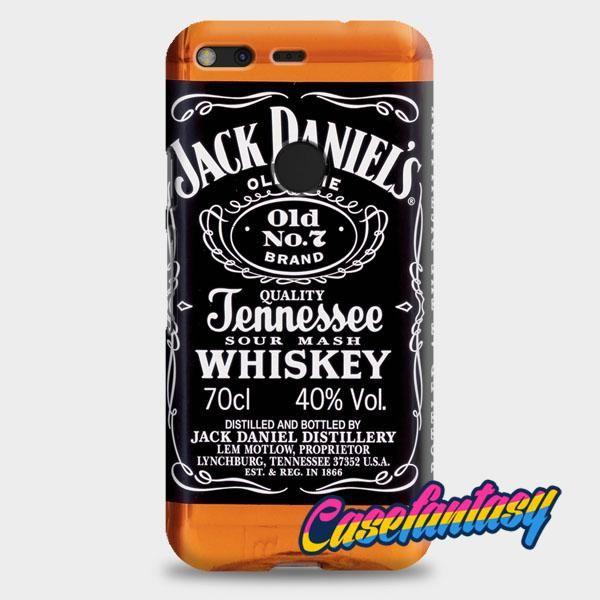 Jack Daniels Black Label Google Pixel 2 Case | casefantasy