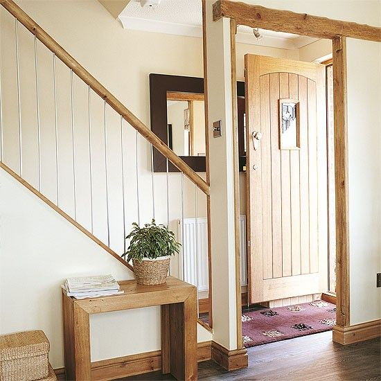 Small Entry Hallway Decorating Ideas