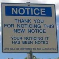 Thank you for noticing my pinning of this notice.