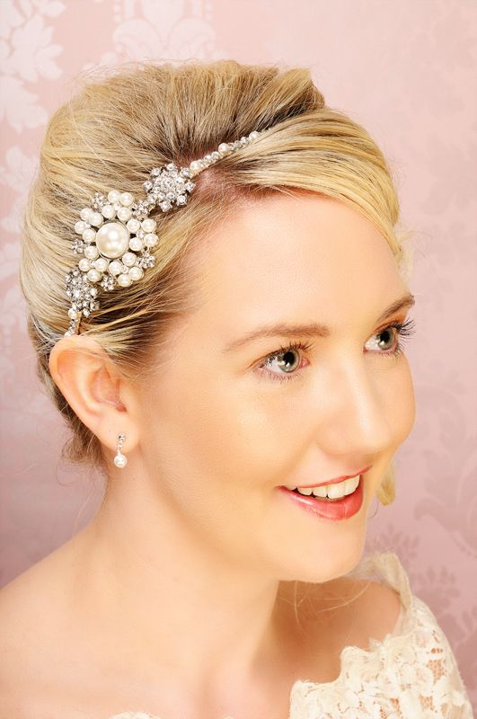 real brides hairstyles