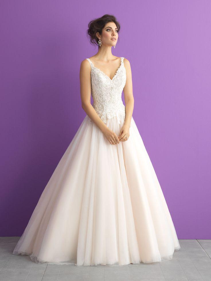 62 best Allure Romance images on Pinterest | Wedding frocks, Allure ...