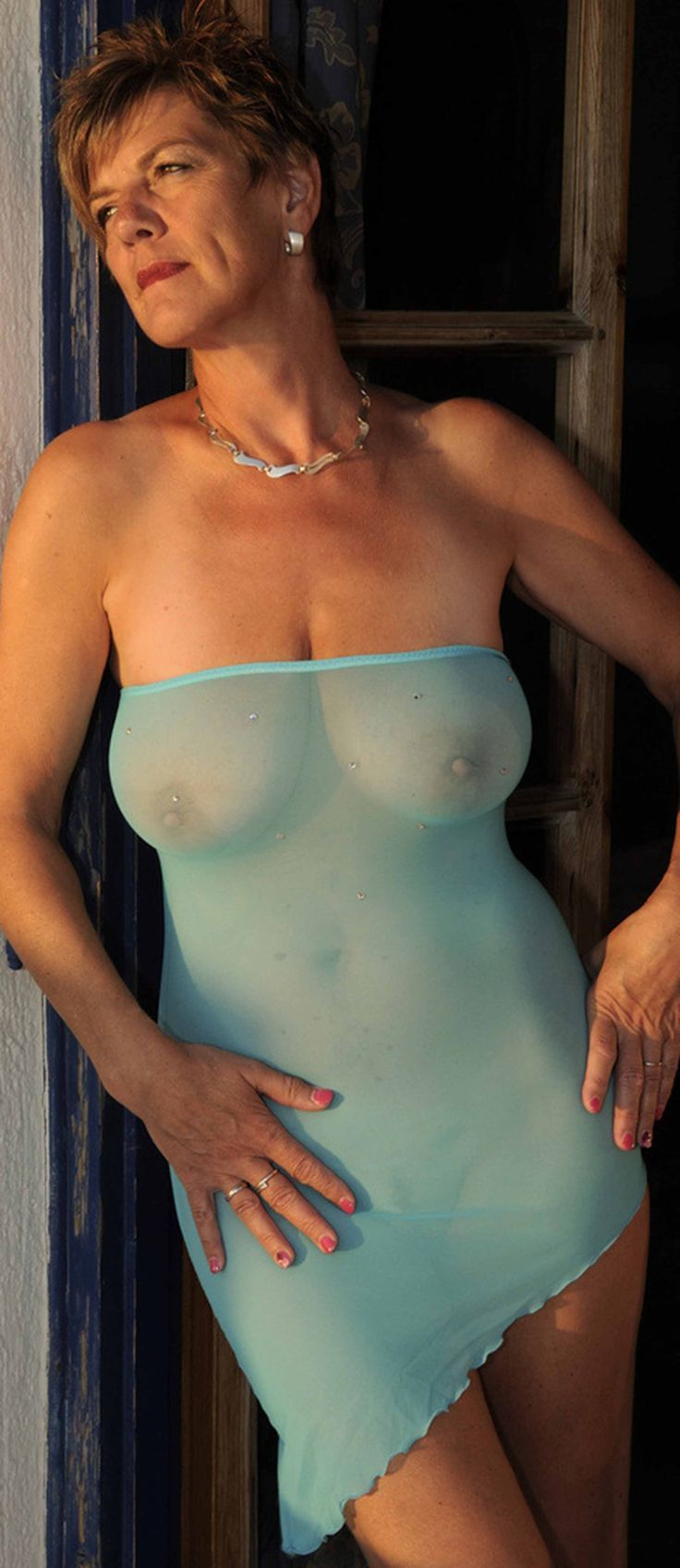 452 best older women images on pinterest | older women, boobs and curves