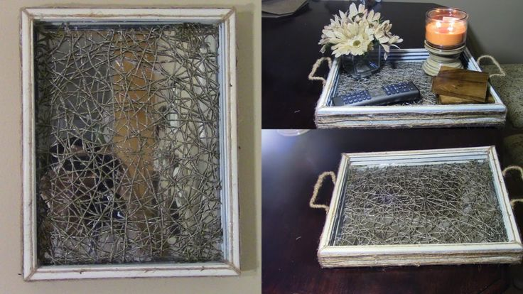 who wouldve thought i could create a tray using dollar tree placemats picture frames mirrors easy inexpensive project to use in my home - Dollar Tree Frames
