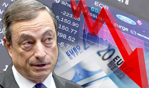 The ECB said it would also start buying corporate debt and launch four new rounds of cheap loan packages, to be extended by banks to the real economy.