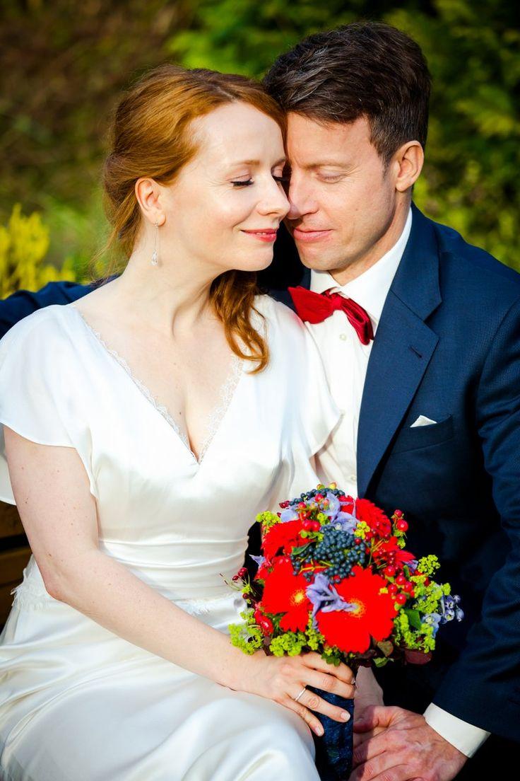 Hochzeitsfoto vom Brautpaar #hochzeitspaar #braut #bräutigam