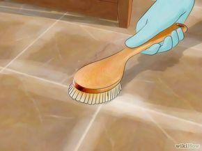 4 manières de nettoyer les joints du carrelage