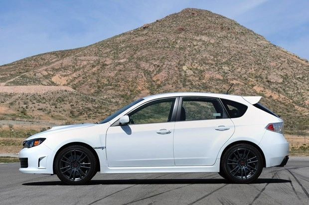 First Drive: 2010 Subaru Impreza WRX STI Special Edition is the hatch to have - Autoblog