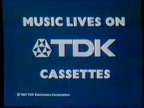 "1981 TDK Cassette Tapes ""Music Lives on TDK"" TV Commercial The commercial was originally aired in November 12th, 1981. It was shown during the ABC News broadcast of ""Space Shuttle STS 2 Launch"""" on Channel 7 KABC. KABC is the ABC affiliate in Los Angeles."