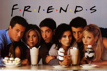 """BuzzFeed QUIZ: Which """"Friends"""" Character Are You?  I got Rachel!  @Chloe Beam @Sarah Rose take it!  :D"""