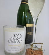 XO and Co. Soy candles and wedding bonboniere | Shop Cheers Darrling!