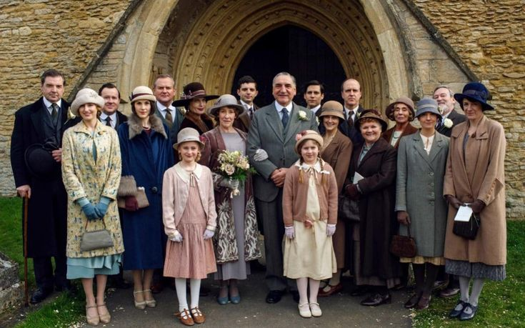 The proposed Downton Abbey movie may be a prequel set in the years before the likes of Lady Mary and Matthew Crawley moved in – as creator Julian Fellowes is worried the show's cast are too successful to find spots in their schedules to film it.
