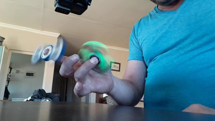 How to make a Fidget Spinner at home