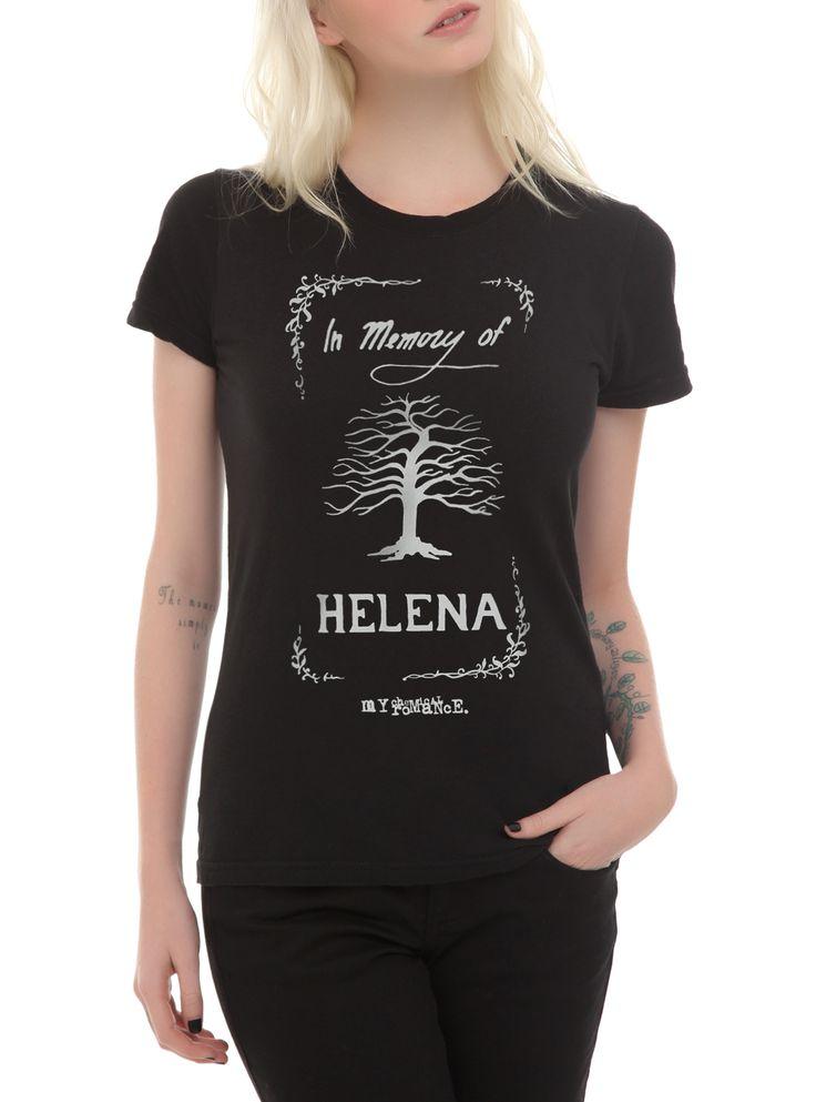 My Chemical Romance Helena Girls T-Shirt
