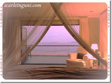 View of Dawn - Gansbaai, Western Cape, South Africa - Cliff Lodge