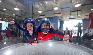 iFLY Indoor Skydiving, Dallas, Texas: 1 of 99 Top Adventure Attractions for Groups located in the South - Need for Speed Category