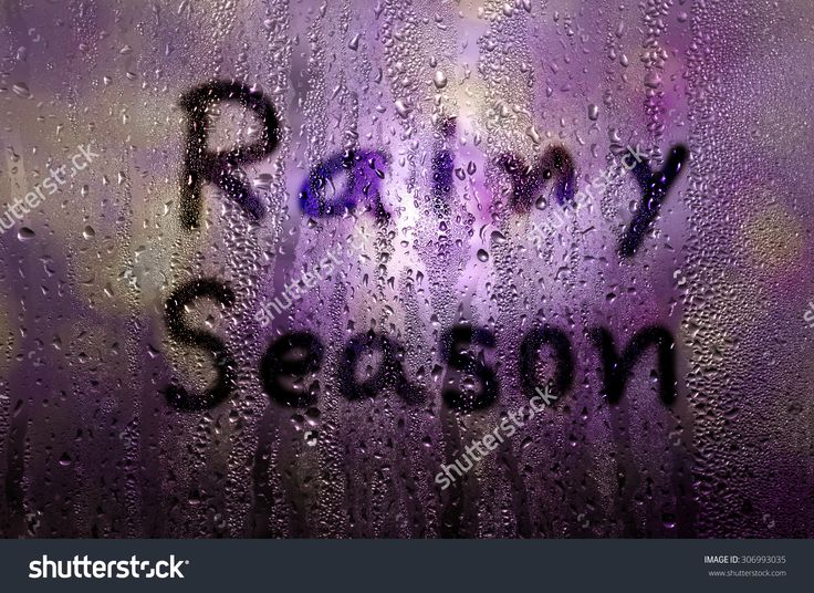 essays on rainy season in english