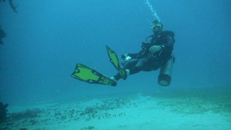 Diving at Azura Quilalea is some of the best in the world.