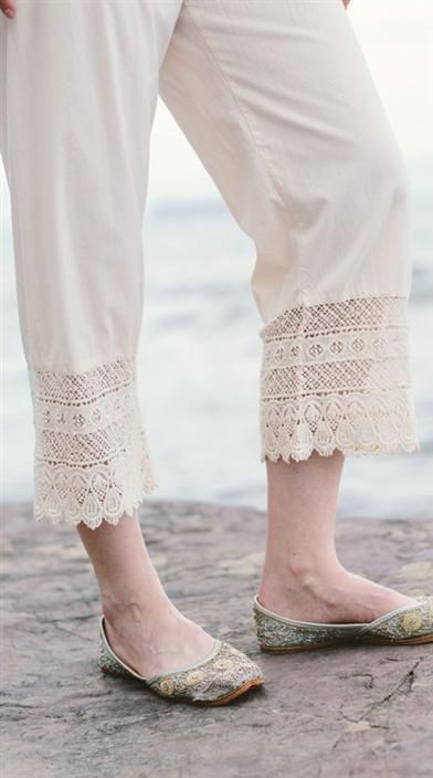 APRIL CORNELL PANTALOON PANTS/ Available through Victorian Trading Co.  :)