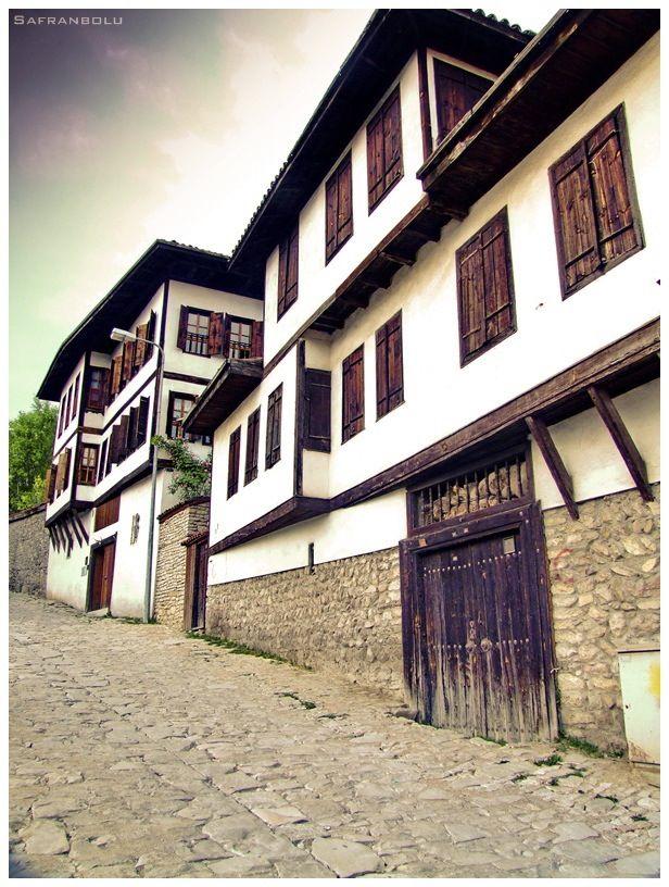 Safranbolu Houses in Safranbolu - Karabük, Turkey