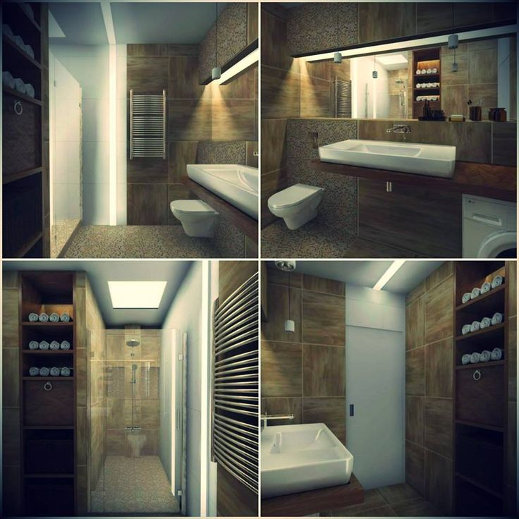 3D rendered project of the bathroom... #bathroom #interior #design #architecture #project #render #software #vray