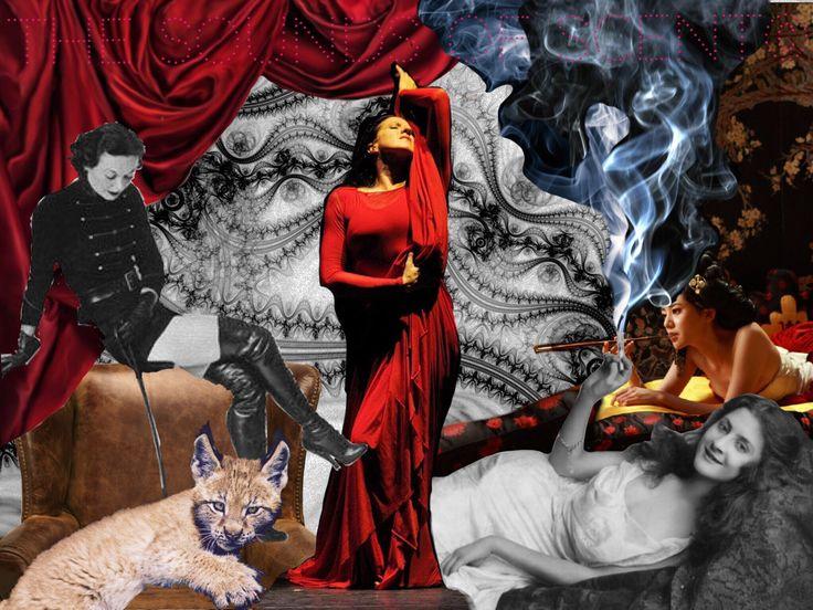 Habanita collage