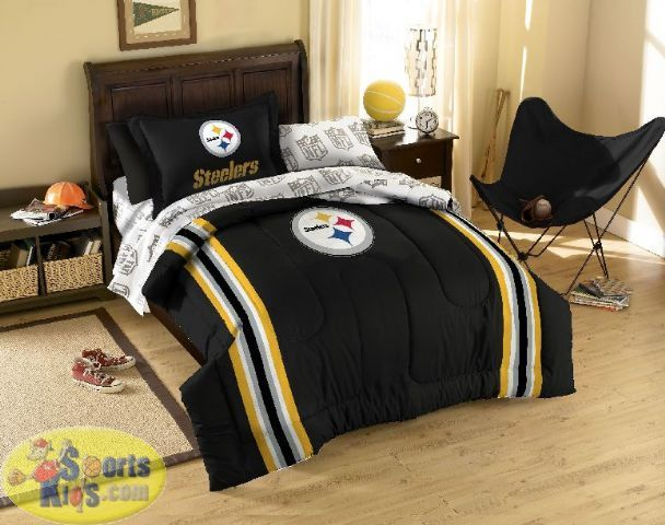Northwest NFL Pittsburgh Steelers Bed In A Bag
