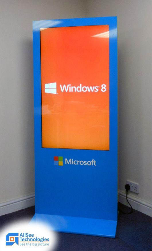 microsoft digital signage